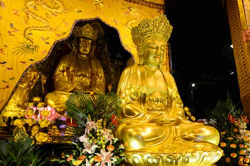 台湾毗卢观音开光法会在普济禅寺隆重举行